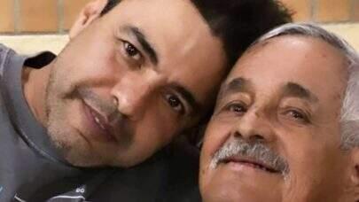 """Zezé Di Camargo faz homenagem ao pai e diz: """"Continuo te amando muito"""""""