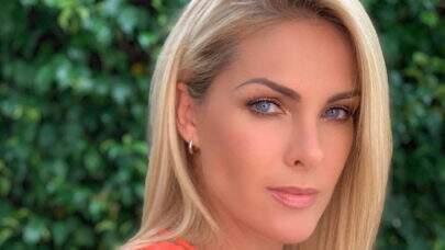 Ana Hickman desabafa sobre a família nas redes
