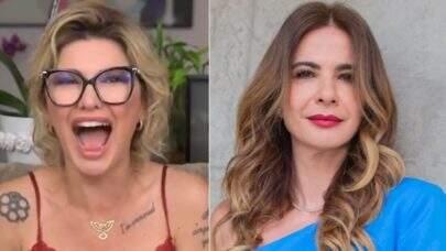 "Antônia Fontenelle se revolta após ser proibida de citar Luciana Gimenez: ""Tô pra ver!"""