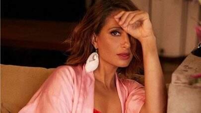 Camila Pitanga choca seguidores ao mudar visual para nova personagem: 'Linda de qualquer jeito'