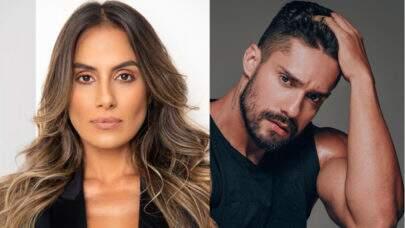 """Irmã de Carol Peixinho comenta sobre possível romance entre a ex-BBB e Bil: """"É mais apoio"""""""
