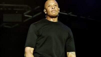 Rapper Dr. Dre comenta sobre sua saúde após sofrer aneurisma