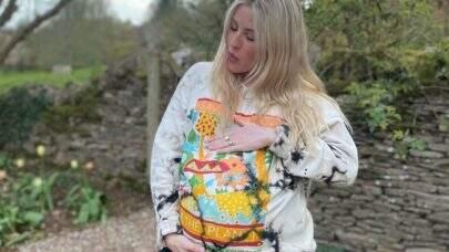 Bebê de Ellie Goulding e Caspar Jopling nasce neste domingo (2)