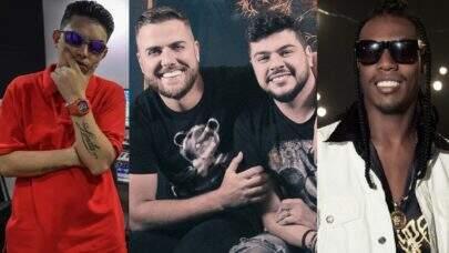 """As 5 músicas brasileiras mais acessadas do Youtube: """"1 bilhão e meio de views?!"""""""