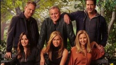 Reunião de Friends ganha primeiro trailer oficial com recriação de cenas famosas. Confira: