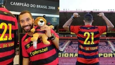 Conselheiro do Sport Club do Recife faz comentário homofóbico sobre ex-BBB Gil e áudio viraliza