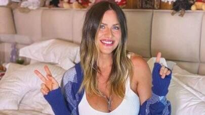 Giovanna Ewbank muda visual e choca seguidores: 'a mais nova loira do pedaço'