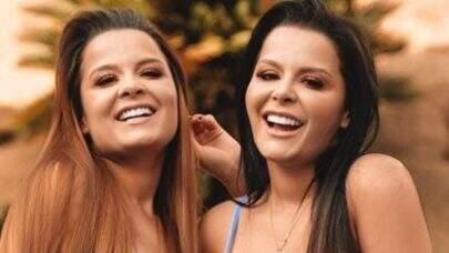 """Maiara e Maraisa arrasam em dança na piscina e levam fãs à loucura: """"Maravilhosas"""""""
