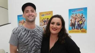 """Irmã de Paulo Gustavo emociona web ao publicar última foto com o ator: """"Te amo tanto"""""""