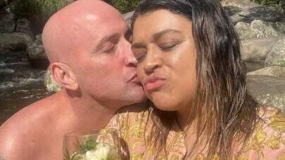 Uma semana após falecimento de Paulo Gustavo, Preta Gil relembra vídeo pessoal do humorista