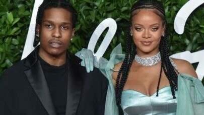 A$AP Rocky confirma namoro com Rihanna: 'A mulher da minha vida'