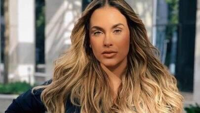 """Ex-BBB Sarah Andrade estreia no SBT e agita a web: """"Tá arrasando!"""""""