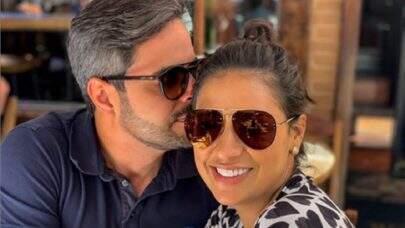 """Marido de Simone, da dupla com Simaria, se declara para a sertaneja: """"Sou seu maior admirador"""""""
