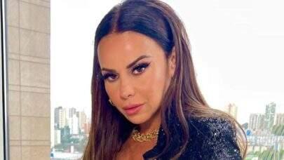 """Viviane Araújo dança muito em vídeo e dá o que falar: """"No aquecimento"""""""