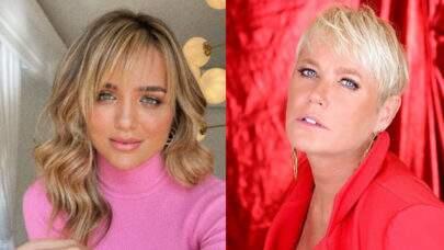 """Rafa Kalimann mostra carta de Xuxa aos vizinhos para arrecadar alimentos: """"Achei tão genial"""""""