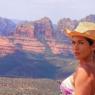 Lívia Andrade mostra paisagem encantadora em viagem pelo Arizona