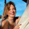 Aos 51 anos, Luciana Gimenez relembra momentos de sua viagem pela Bahia