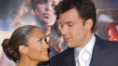 Jennifer Lopez e Ben Affleck são flagrados em clima de romance; veja fotos