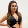 """Naiara Azevedo posa com look usado no 'Programa do Ratinho': """"Sorrisão"""""""