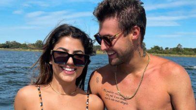 """Após especulações, Rezende revela qual seu relacionamento com Hariany: """"A gente tem algo"""""""