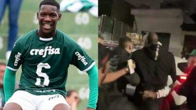 Jogador do Palmeiras, Patrick de Paula deve pagar multa por participar de festa clandestina