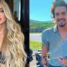 Influenciadora Franciny Ehlke confirma affair com Luan Santana