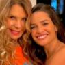 """Juliette e Elba Ramalho aparecem ensaiando juntas para live e fãs disparam: """"Lendas"""""""