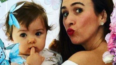 """Filha de Tatá Werneck diz frase inusitada e momento viraliza na web: """"Que gracinha!"""""""
