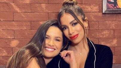 Anitta revela quando irá 'expulsar' ex-BBB Juliette de sua casa e agita as redes sociais