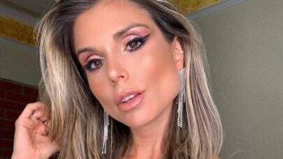 """Ex-BBB Flavia Viana rebate críticas sobre seu corpo após gravidez: """"Eu me amo!"""""""