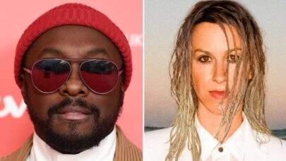 Alanis Morissette e will.i.am serão jurados de novo reality show musical; saiba detalhes
