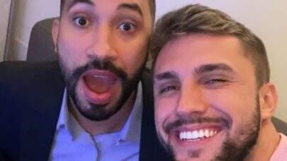 """Gil do Vigor fica de fora da lista de 'melhores amigos' de Arthur Picoli: """"Arrasado"""""""