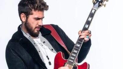 """Gustavo Mioto arrasa no solo de guitarra em sua nova música; confira """"Não Usa Ele Não"""""""