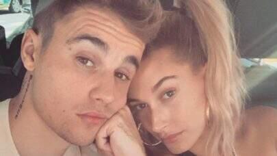 Após legenda suspeita, esposa de Justin Bieber revela se está gravida ou não