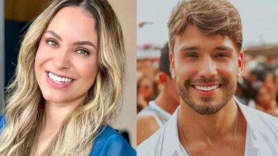 """Sarah Andrade e Lucas Viana assumem relacionamento: """"Tá tímido"""""""