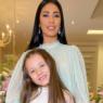 """Simaria comemora aniversário de filha e se declara: """"Estarei sempre contigo"""""""