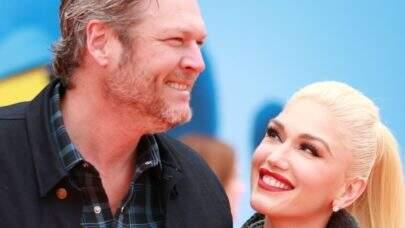 Confira as fotos do casamento de Gwen Stefani e Blake Shelton