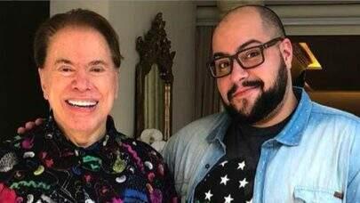 Neto de Sílvio Santos, Tiago Abravanel, dá notícias sobre estado de saúde do apresentador e surpreende