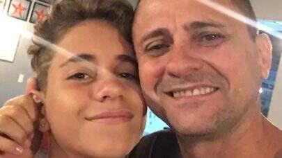 """Pai do filho de Walkyria Santos lamenta morte do filho e comove web: """"Humanidade está doente"""""""