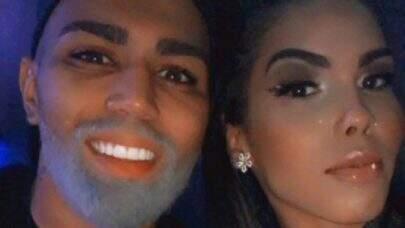Após jogador negar traição, Taty Sindel expõe foto com Gabigol para confirmar affair