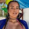 """Geisy Arruda curte dia de piscina em São Luís: """"Cheguei na Ilha do Amor"""""""