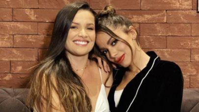 Anitta revela por que ficou 'arrasada' após saber que Juliette não ficaria morando em sua casa