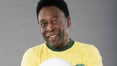 """Pelé é internado em hospital de São Paulo e desmente boatos: """"Estou muito bem"""""""