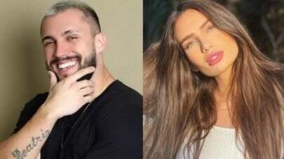 """Após boatos, ex-BBB Arthur Picoli esclarece sobre affair com Stéfani Bays: """"Tudo vira cachorrada"""""""