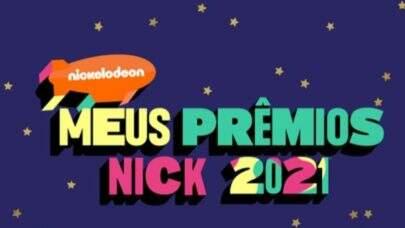 Meus Prêmios Nick 2021: confira a lista completa dos indicados