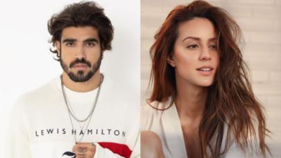 """Larissa Bonesi nega ser pivô da separação entre Caio Castro e Grazi Massafera: """"Foi um amor marcante em minha vida"""""""