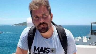 Thiago Gagliasso diz temer ser confundido com irmão, Bruno Gagliasso, em ato pró-Bolsonaro