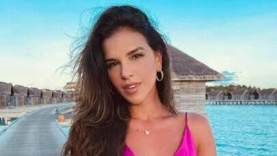 """Mariana Rios ostenta boa forma em paisagem deslumbrante: """"Perfeição"""""""