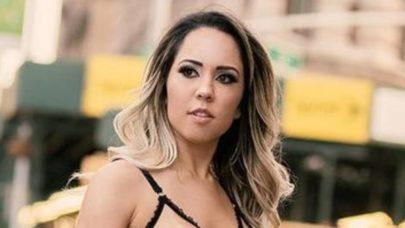"""Mulher Melão exibe bronzeado perfeitos aos seguidores: """"Bem gata"""""""