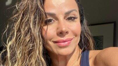 "Viviane Araújo exibe forma fitness impressionante aos seguidores: ""Gata demais"""